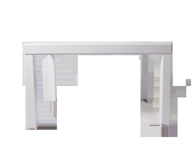 Tavolino Acciaio senza copertura